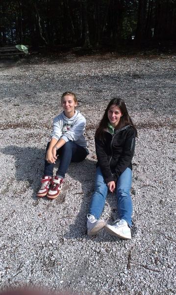 Lara in Nina